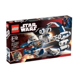 LEGO Jedi Starfighter8482; with Hyperdrive Booster Ring