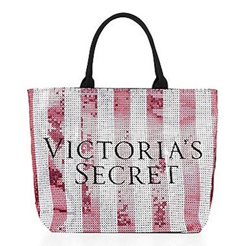 Victoria's Secret Black Friday Tote Bag