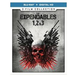 Expendables 3-film ccollection (blu ray) (3discs/ws/eng/sp sub/eng sdh/5.1d BR53119