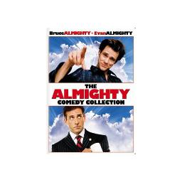 ALMIGHTY COMEDY COLLECTION (DVD) (WS) (BRUCE ALMIGHTY/EVAN ALMIGHTY) 25192119842