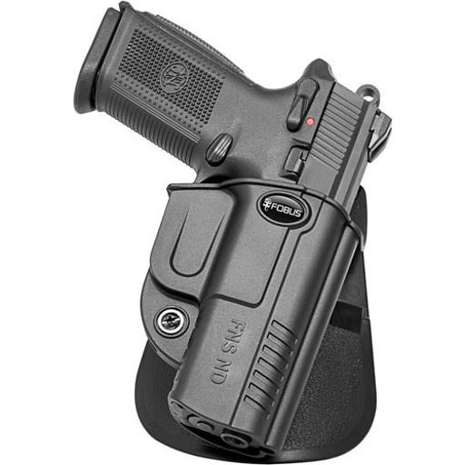 Fobus fnsnd fobus holster e2 paddle for fn fns & fns compact 9mm/.40sw