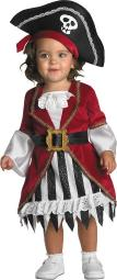 Pirate Princess 12 To 18 Month DG1764W