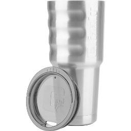 GRIZZLY COOLERS GG32SS GRIZZLY COOLERS GRIZZLY GEAR GRIP CUP 32 OZ STAINLESS STEEL GG32SS