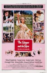The Slipper And The Rose: The Story Of Cinderella Us Poster Art Richard Chamberlain Gemma Craven 1976 Movie Poster Masterprint EVCMSDSLANEC006H
