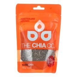 The Chia Company Chia Seed - Black - Pouch - 5.3 oz