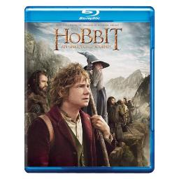 HOBBIT-AN UNEXPECTED JOURNEY (BLU-RAY/DVD/3 DISC COMBO/WS-16X9/OS) 794043165344