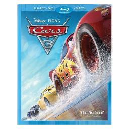 Cars 3 (blu-ray/dvd/digital hd) BR146827