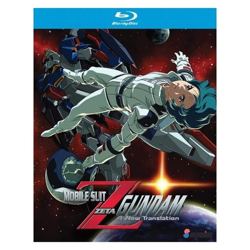Mobile suit zeta gundam-new translation (blu ray) (3discs) MCNSWWVFML2YPQTJ