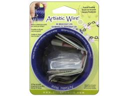 Atw12364 artistic wire tool 3d bracelet jig