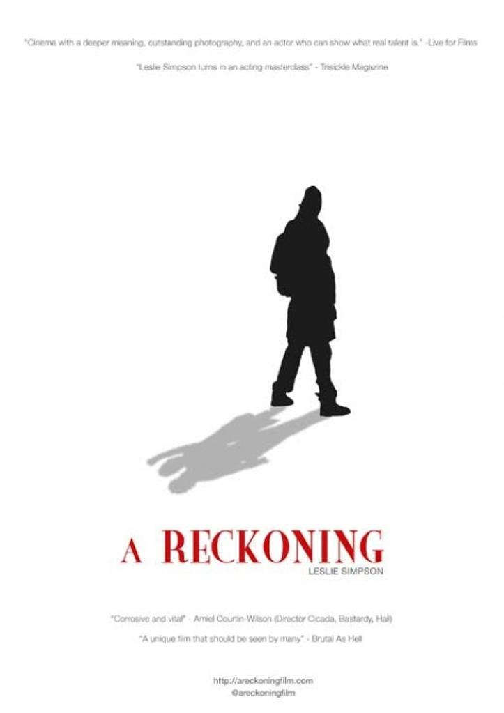 A Reckoning Movie Poster (11 x 17)