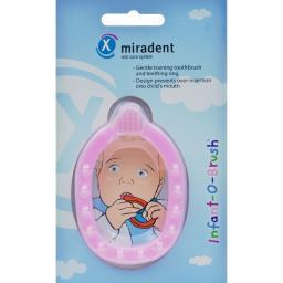 Hager Pharma Infant O Brush - Pink - 1 Count