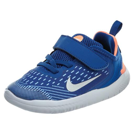 Nike Toddlers Free RN 2018 Running Shoes Boys / Girls Style: AH3456