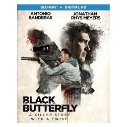 Black butterfly (blu ray w/dig hd) (ws/eng/eng sub/sp sub/eng sdh/5.1 dts) BR52162