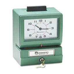 acroprint-time-recorder-011070411-model-125-analog-manual-print-time-clock-with-month-date-0-12-hours-minutes-35b33d13df72578a