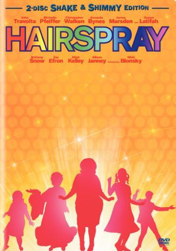 Hairspray (2007/dvd/2 disc/special edition/shake or shimmy) KAJDCP7PHVTAUZNQ