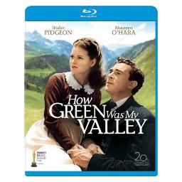 How green was my valley (blu-ray/fs/eng-sdh-sp sub) BR2283864