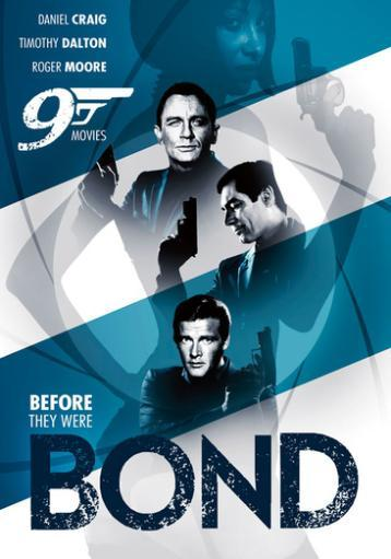 Before they were bond-9 movies (dvd) (2 dvd slimline) nla! U98BKALLBTYPNVRG
