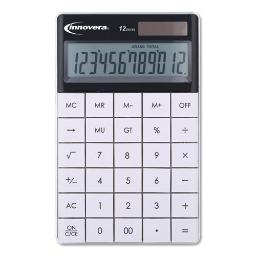 15973 Large Button Calculator 12-Digit LCD | Total Quantity: 1