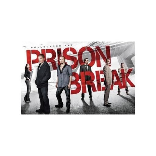 Prison break-seasons 1-4/event series (blu-ray/27 disc) QRBJDF4SRH5UOBKO