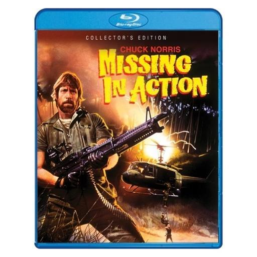 Missing in action collectors edition (blu ray) (ws) HLSDUETO92FVROAC