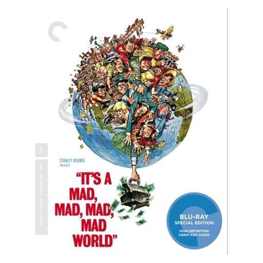 Its a mad mad mad mad world (blu ray) (ws/2.76:1/16x9/2discs) D4EETLOOWANYUWCE