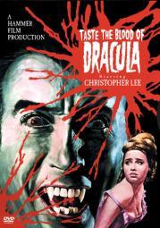 Taste the blood of dracula (dvd/ws/eng-fr-sp-sub)-nla D31850D