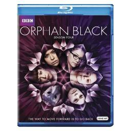 Orphan black-season 4 (blu-ray/2 disc) BRE592089