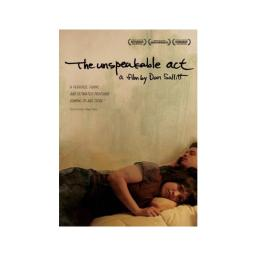 Unspeakable act (ws/dvd)