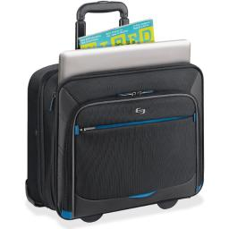 Solo tcc902-4/20 active rolling overnighter case
