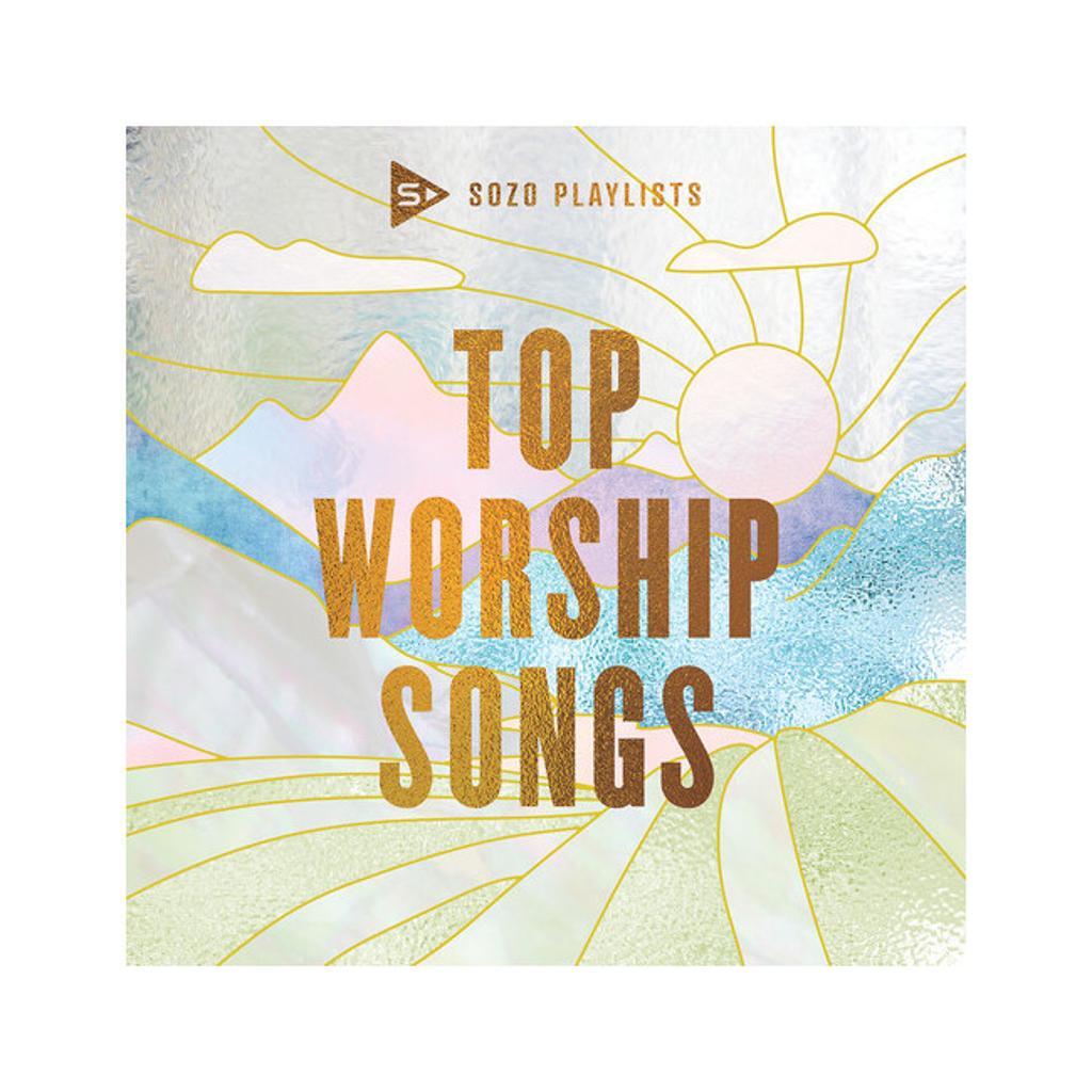 Sparrow sozo playlists: top worship songs / various sozo playlists: top worship songs / various compact discs spawb003