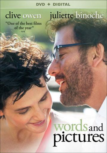 Words & pictures (dvd w/digital) (ws/eng/eng sdh/5.1 dol dig) ZN14STFFDYGTCVDJ