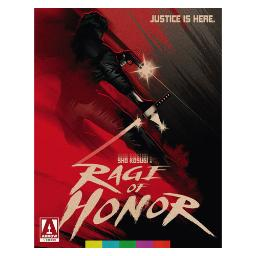 Rage of honor (blu-ray only-no combo pack) BRAV040