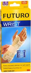 Futuro Deluxe Wrist Stabilizer L-XL Right Hand, 09137ENT, Pack of 3