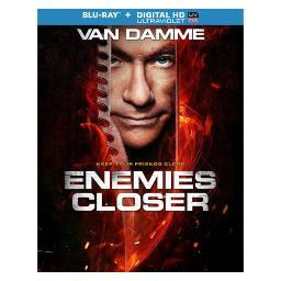 Enemies closer (blu ray w/ultraviolet) BR44596