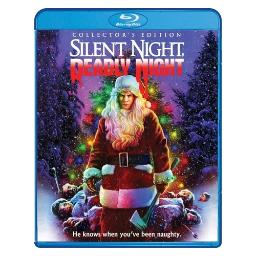 Silent night deadly night collectors edition (blu ray) (2discs/ws/1.78:1) BRSF18097