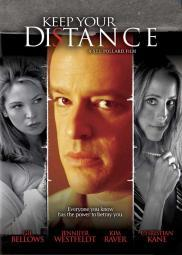 Keep Your Distance Movie Poster (11 x 17) MOVEJ9004