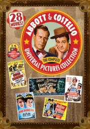 Abbott & costello-complete universal pictures collection (dvd) (15discs) D61131981D
