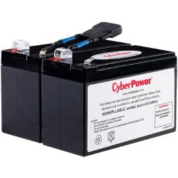 Cyberpower systems usa rb1290x2a replacement battery 2 x 12v/9ah