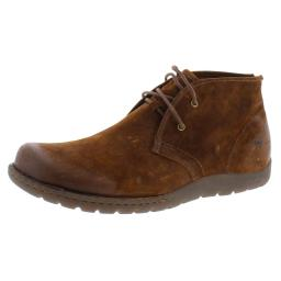 Born Mens NIGEL Distressed Comfort Chukka Boots
