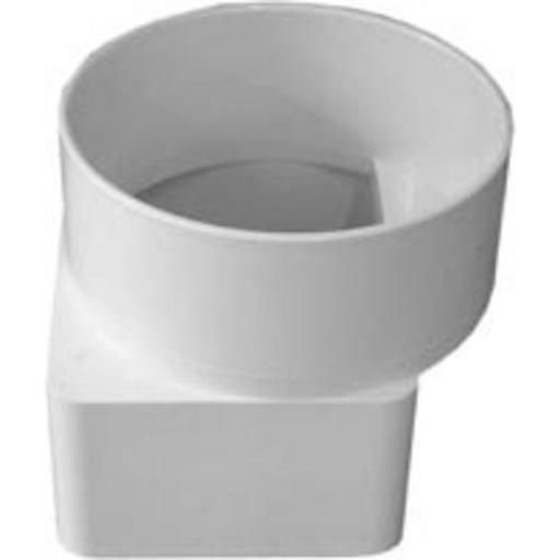 Genova 46344 Offset Downspout Adapter, 3