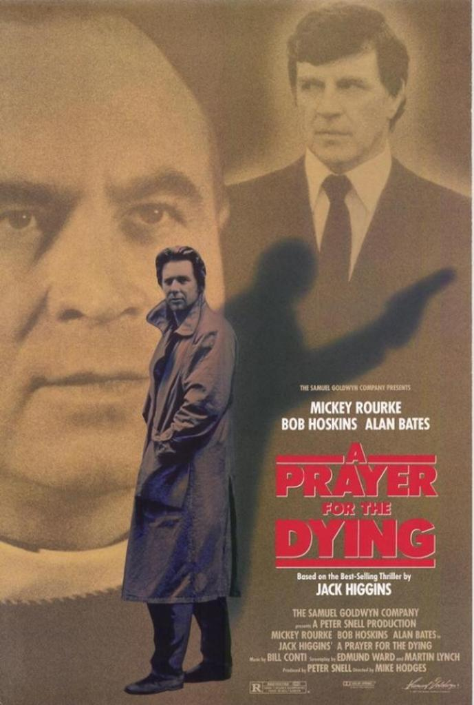 A Prayer for the Dying Movie Poster Print (27 x 40)