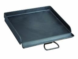 Camp Chef Sg30 Professional Steel Fry Flat Top Griddle Pre-Seasoned - Fits All Blue Flame Stoves (Single Burner)