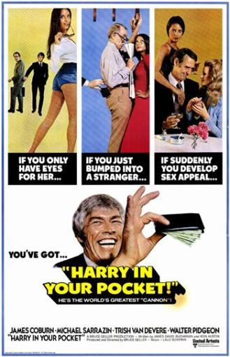 Harry in Your Pocket Movie Poster (11 x 17) BYHIBY6BCFRMF89B