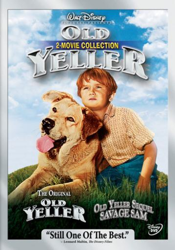 Old yeller-2 movie collection (dvd/2 disc/ws 1.75/dd 5.1/sp-dub) 1490527