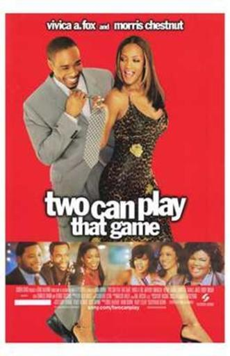 Two Can Play That Game Movie Poster (11 x 17) NCADGUHEHO6RJAH7