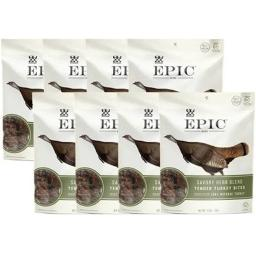 Epic 2171353 2.5 oz Turkey Bites with Cranberry & Sage