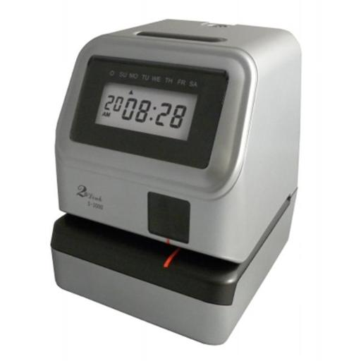 David-Link Fingerprint USA S-3000 Electronic Time Recorder- Document Stamp