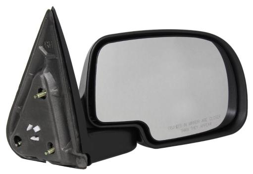 NEW RIGHT DOOR MIRROR FITS CHEVROLET SUBURBAN 1500 2500 2000-2006 NON-POWER/HEAT