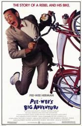 Pee-Wee's Big Adventure Movie Poster (11 x 17) MOV198255