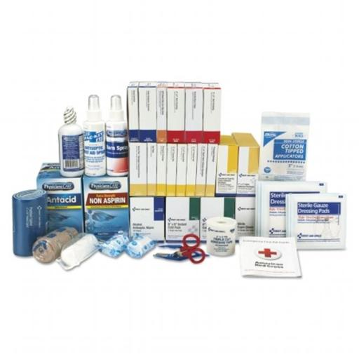 First Aid Only FAO90623 3 Shelf Class B Plus Kit Refill with Medications